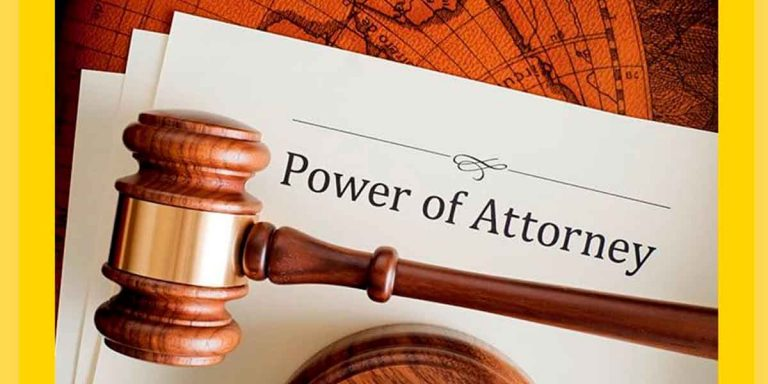 Why Power of Attorney is Important?